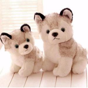 Kawaii-Husky-Dog-Plush- Toy