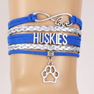 beautiful husky bracelet