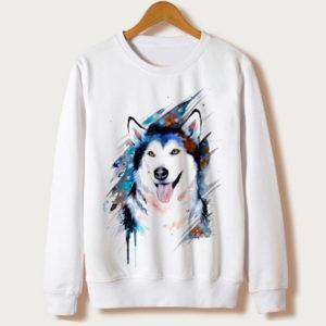 great husky sweater